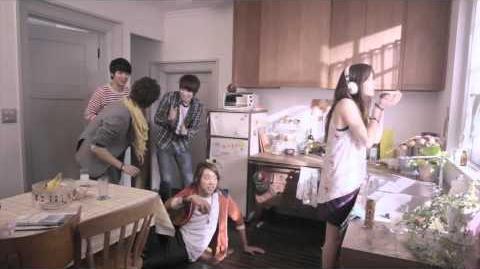 CNBLUE - LOVE GIRL M V