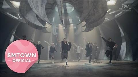 EXO - Wolf (Korean Version)