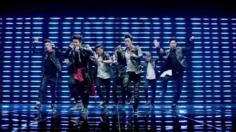 【MV】Donghae - Eunhyuk Motorcycle Dance ver