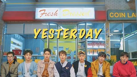 블락비(Block B) - YESTERDAY Official Music Video
