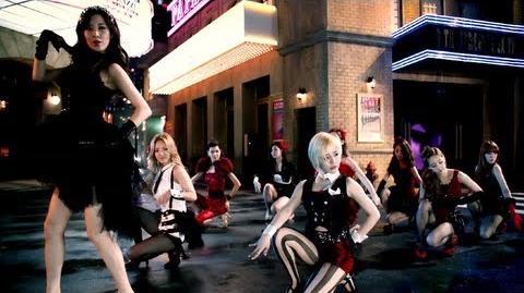 Girls' Generation - Paparazzi (Dance Edit 2)