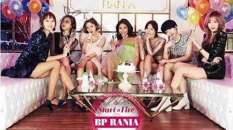 BP RANIA - Start A Fire