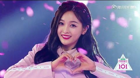 "MV PRODUCE 101 China 创造101 Theme Song - ""Produce 101 Girls"" (Pick Me)"
