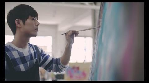 규종 (キュジョン ) - 愛を描く(사랑을 그리다) Music Video (Short ver