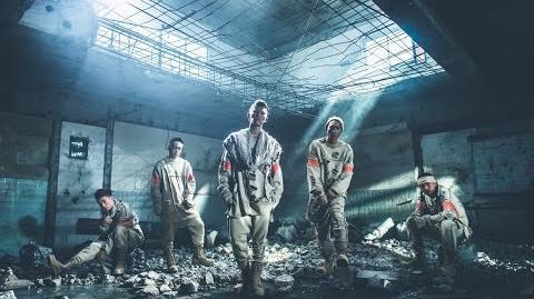 DOBERMAN INFINITY「XROSS THE LINE」MV ( from「THE LINE」)