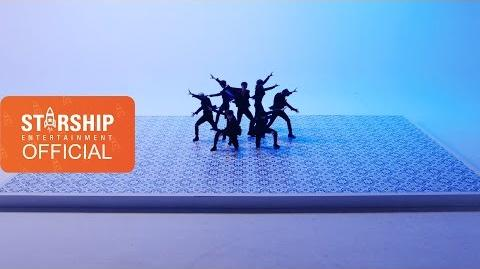MONSTA X - BEAUTIFUL (Choreography Version)