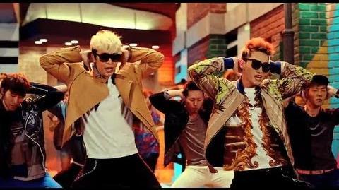Super Junior Donghae & Eunhyuk - I Wanna Dance (Short ver