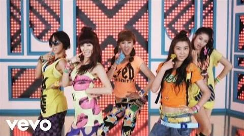 4 Minute - Hot Issue