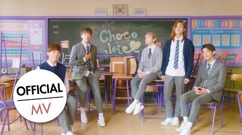 Yoon Jong Shin - Chocolate (with SEVENTEEN Vocal Unit)