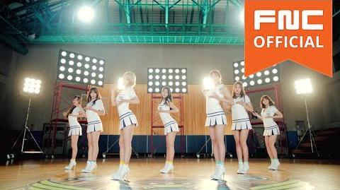 AOA - Heart Attack (Choreography Ver)