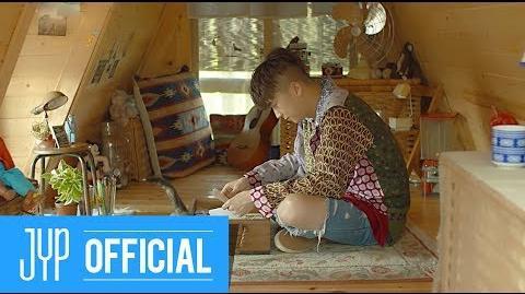 """장우영 (Of 2PM) """"똑같지 뭐"""" M V"""