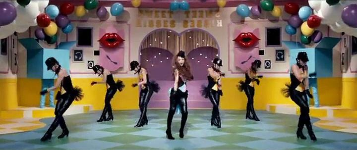 Namie Amuro - Sweet Kisses
