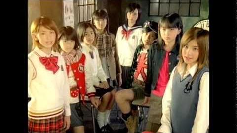 Berryz工房「恋の呪縛」 (MV)