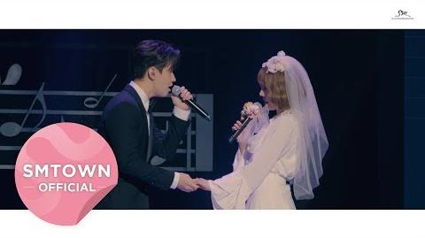 STATION 써니 (SUNNY) X HENRY 쟤 보지 마 (U&I) Music Video