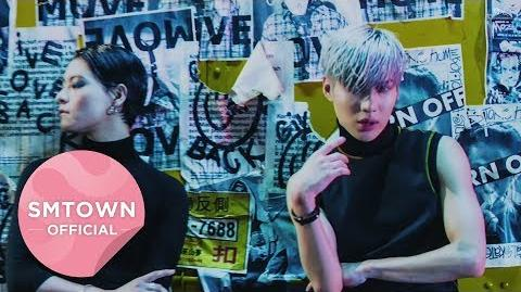 TAEMIN 태민 'MOVE' 3 Performance Video (Duo Ver