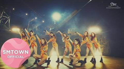 Girls' Generation - Catch Me If You Can (Korean Version)