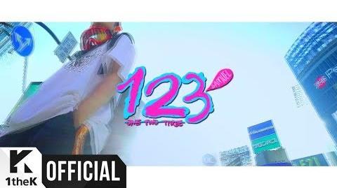 MV Samuel(사무엘) One Two Three (Feat. Maboos)(123 (One Two Three) (Feat. Maboos))