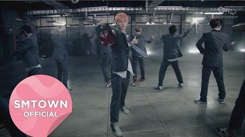 EXO - Growl (Chinese Version)