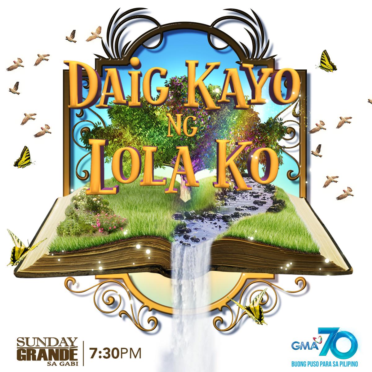 Daig Kayo ng Lola Ko