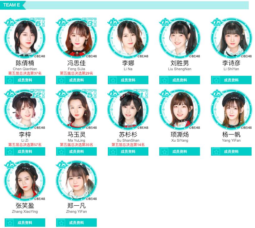 Team E