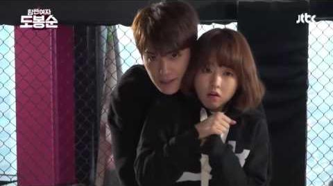 Romance At The Gym with Park Bo Young & Park Hyung Sik Catch Up on STRONG WOMAN DO BONG SOON!