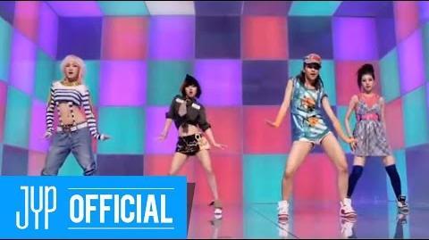 "Miss A ""Breathe"" M V (Dance Ver"