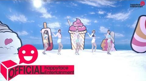 밍스(MINX) - Love Shake (Dance Ver