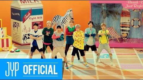 """GOT7 """"Just right"""""""