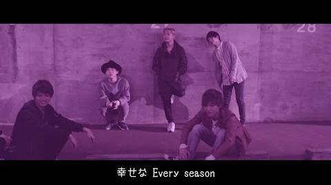 Da-iCE 「Every Season」Music Video (From 2nd album「EVERY SEASON」)
