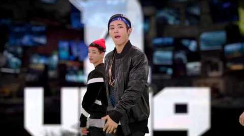 MV UNIQ TMNT OST 'Born To Fight'