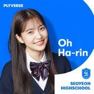 OhHaRin-SeoyeonHighschool