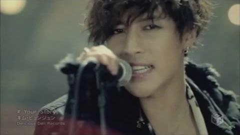 Kim Hyun Joong - Yours Story