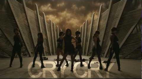 T-ARA 티아라 - CRY CRY 크라이크라이 (Dance ver