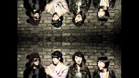 Brown Eyed Girls LOVE MV