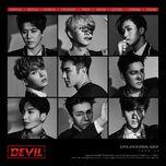 Super Junior Devil Cover