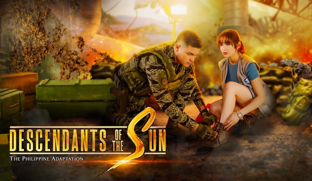 Descendants of the Sun (GMA)