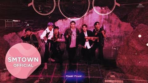 EXO 超音力 (Power) Music Video