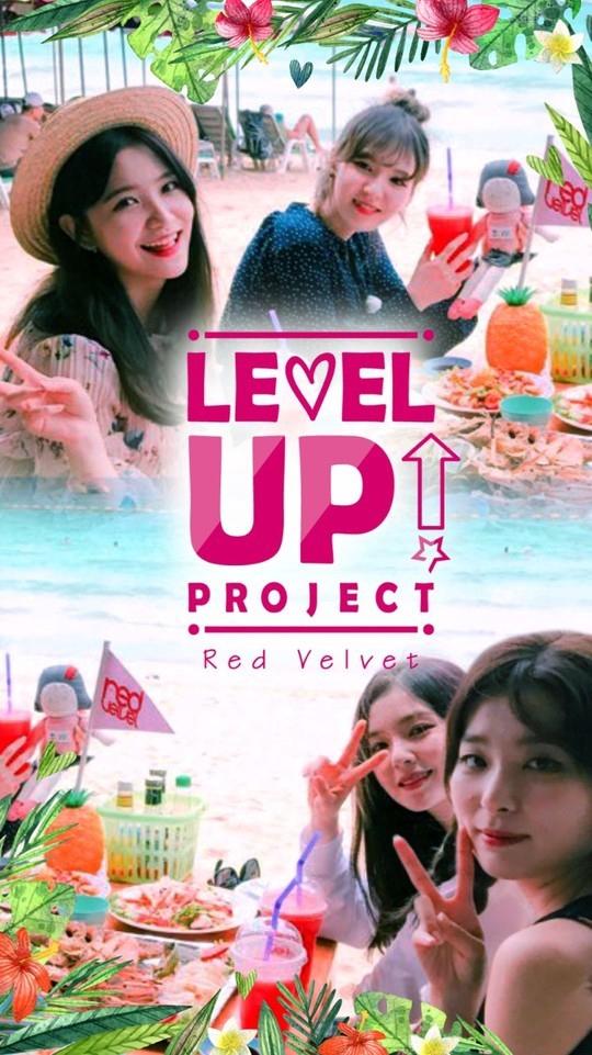 Red Velvet - Level Up! Project