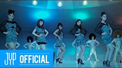 "Wonder Girls ""2 Different Tears (Kor"