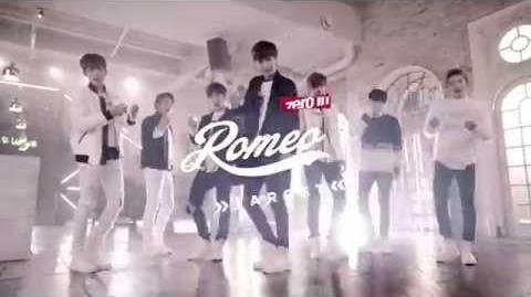 ROMEO - TARGET(DANCE Ver