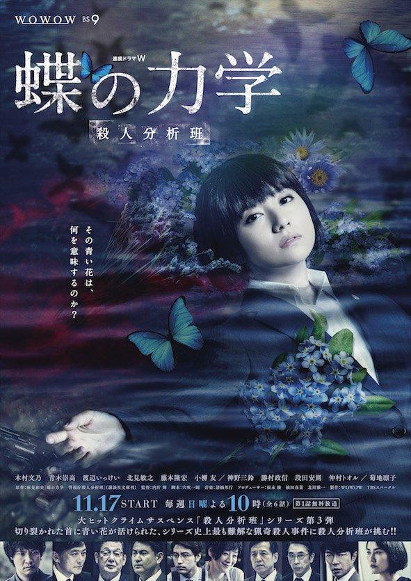 Chou no Rikigaku: Satsujin Bunsekihan