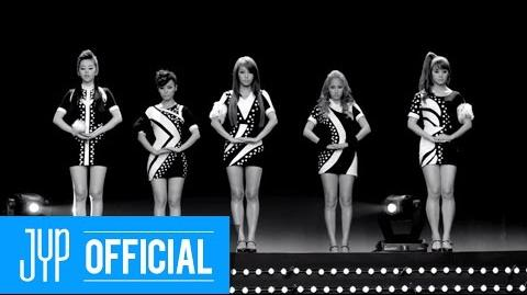 "Wonder Girls ""Be My Baby"" M V"