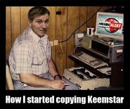 How Scarce started copying Keemstar