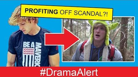 Logan Paul makes Forest Scandal Documentary! DramaAlert VidCon VS TANACON - Ninja and Drake?!