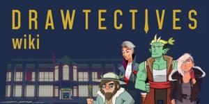 Drawtectives Wiki banner
