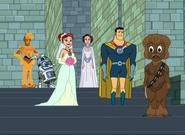 Captain Hero's Wedding