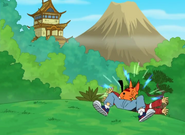 Ling-Ling Kills Gash