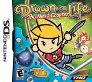 Drawn to Life The Next Chapter DS cover.jpg