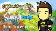 The Drawn to Life Fanbase Interviews Jeremiah Slaczka