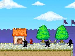 Mini Shadow Walkers